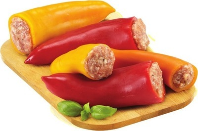STUFFED SWEET MINI PEPPERS OR MUSHROOMS VALUE PACK