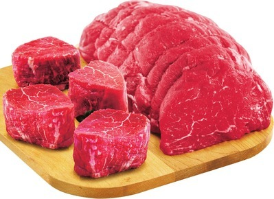 PLATINUM GRILL ANGUS BEEF TENDERLOIN STEAK OR ROAST