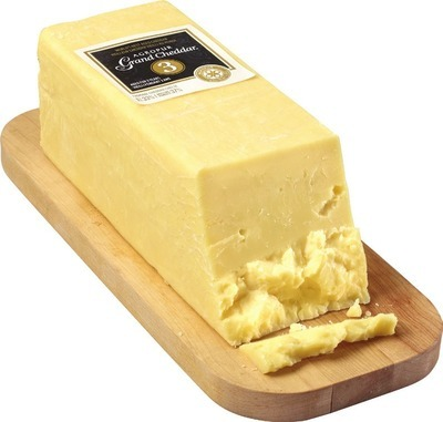 AGROPUR SIGNATURE GRAND 3 YEAR CHEDDAR