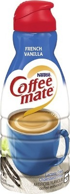 NESTLÉ COFFEE MATE COFFEE WHITENER