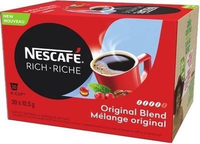 NESCAFÉ RICH K-CUP COFFEE CAPSULES