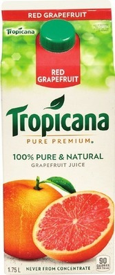 TROPICANA BLENDS OR PURE LEAF TEA