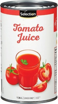 SELECTION TOMATO JUICE