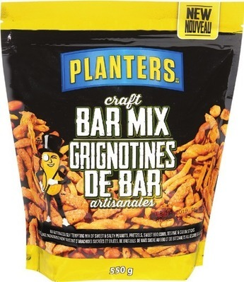 PLANTERS CRAFT BAR MIX
