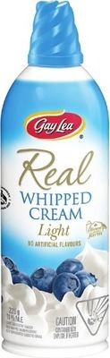 GAYLEA WHIPPED CREAM