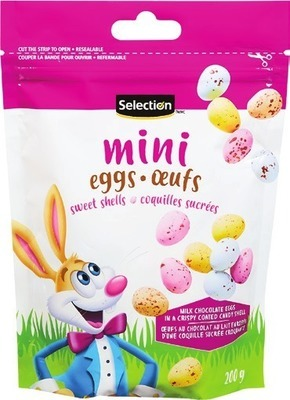 SELECTION MINI EGGS