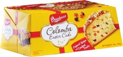 BAUDUCCO COLOMBA CAKE