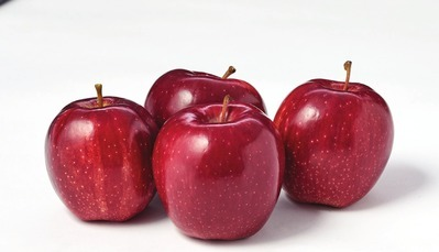 RED DELICIOUS APPLES PRODUCT OF U.S.A., EXTRA FANCY GRADE, GRANNY SMITH APPLES PRODUCT OF FRANCE, EXTRA FANCY GRADE