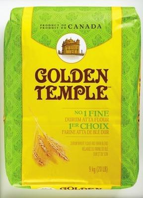 GOLDEN TEMPLE OR PILLSBURY ATTA FLOUR