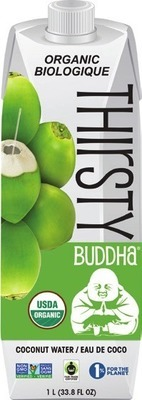 THIRSTY BUDDHA COCONUT WATER