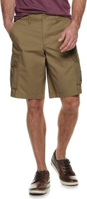 2be4e4ff63 SONOMA Goods For Life™ Classic Twill Cargo Shorts For Men - Flipp