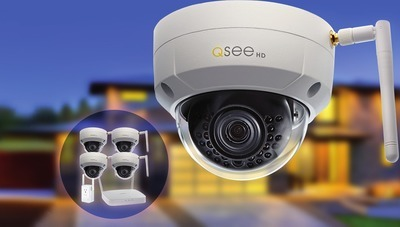 Q See 8 Channel 4 Camera 1080p Security System - Best Photos