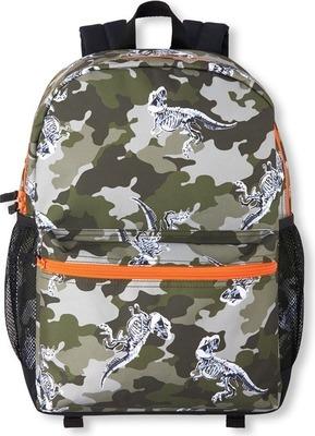 bc78355b5b Boys Dino Camo Backpack - Flipp