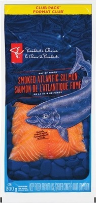 PC® SMOKED SALMON, 300 g or SHRIMP PLATTER WITH SAUCE, 568 g