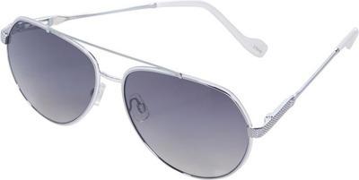 Jessica Simpson Metal Aviator Sunglasses - Flipp