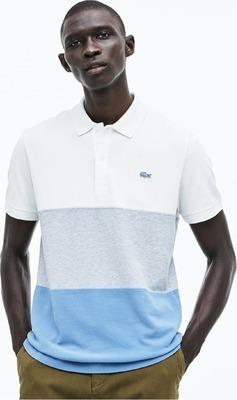 a546bba147a95 Men s Regular Fit Colorblock Petit Piqué Polo - Flipp