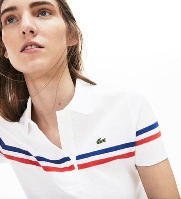 3ceb8d198 Women s Slim Fit Made In France Cotton Polo - Flipp