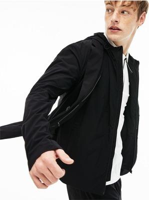 4cdd3a1100 Men's Lacoste Motion Hooded 3 in 1 Water-Resistant Blazer - Flipp