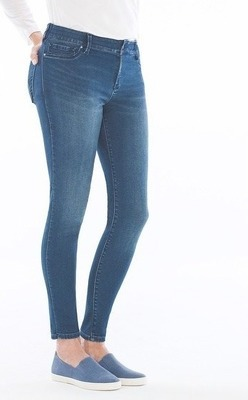 0816cc77635a4 Style Essentials Slimming 5 Pocket Jeans Indigo - Flipp