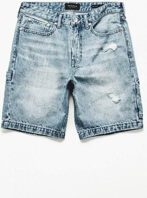 808acd5375a7d PacSun Workwear Indigo Carpenter Shorts - Flipp
