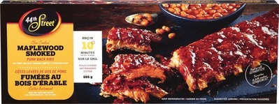 44TH STREET PORK BACK RIBS