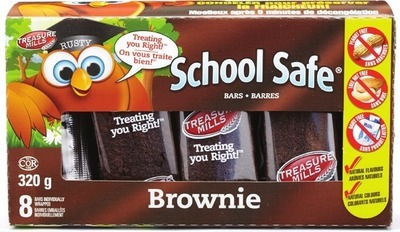 TREASURE MILLS SCHOOL SAFE SNACK CAKES