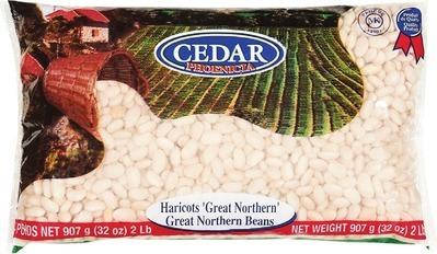 CEDAR DRY BEANS