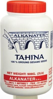 ALKANATER TAHINA
