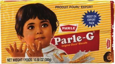 PARLE-G, EMB OR ÜLKER COOKIES