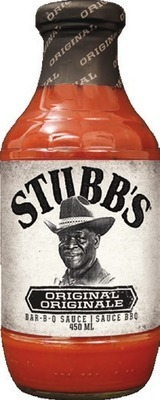 STUBB'S BBQ SAUCE