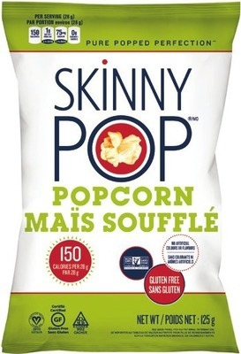 SKINNY POP POPCORN SELECTED SIZES OR NEAL BROTHERS ORGANIC TORTILLA