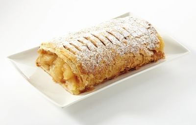 FRONT STREET BAKERY SWISS APPLE STRUDEL