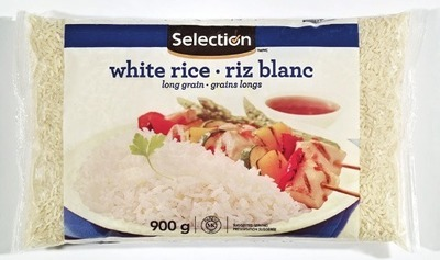 SELECTION LONG GRAIN RICE