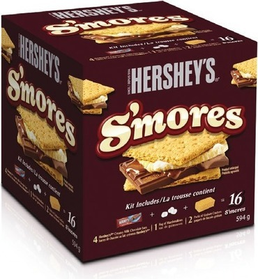 HERSHEY'S OR AERO S'MORES KIT