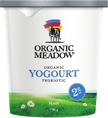 ORGANIC MEADOW PLAIN YOGURT