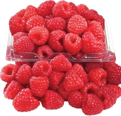 RASPBERRIES 170 G, SWEET CORN 4 PK TRAY