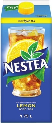 FRUITOPIA, NESTEA OR PEACE ICED TEA