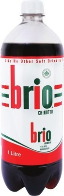 BRIO OR MIO SOFT DRINKS