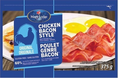 MAPLE LODGE CHICKEN BACON