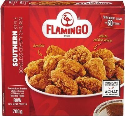 FLAMINGO BREADED CHICKEN
