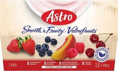 ASTRO MULTI-PACK YOGOURT