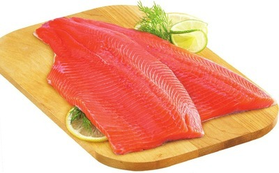 FRESH TILAPIA OR ONTARIO RAINBOW TROUT FILLETS FAMILY PACK