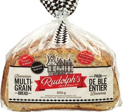 "DEMPSTER'S 100% WHOLE WHEAT BREAD, D'ITALIANO BREAD OR BUNS, RUDOLPH'S BREAD OR SELECTION 7"" TORTILLAS"