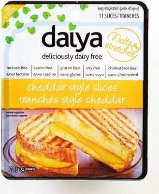 DAIYA CHEESE STYLE SLICES
