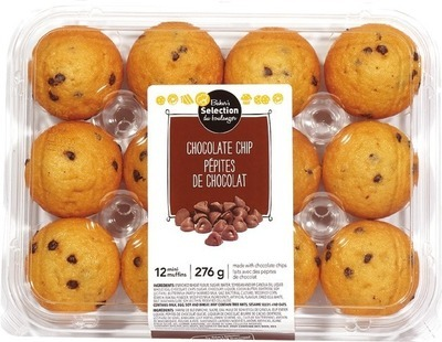SELECTION MINI MUFFINS