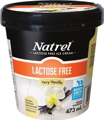 NATREL ICE CREAM
