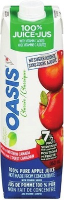 OASIS OR ARIZONA 960 ML OR FRUITÉ OR TETLEY DRINKS 2 L