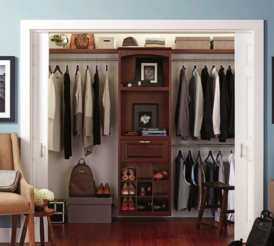 Get allen + roth® 8-ft Wood Closet Kit with $299 0 in Daleville | Flipp