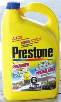 Get PREMIX PRESTONE ANTIFREEZE/ COOLANT for $13 99 in