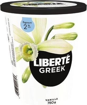 LIBERTÉ GREEK YOGOURT TUBS